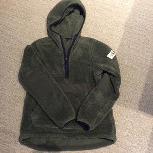 Jackets & Blazers - North Face Women's Hooded Fleece